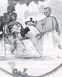 Росписи катакомб Присциллы. 1-я пол. III в. Рим