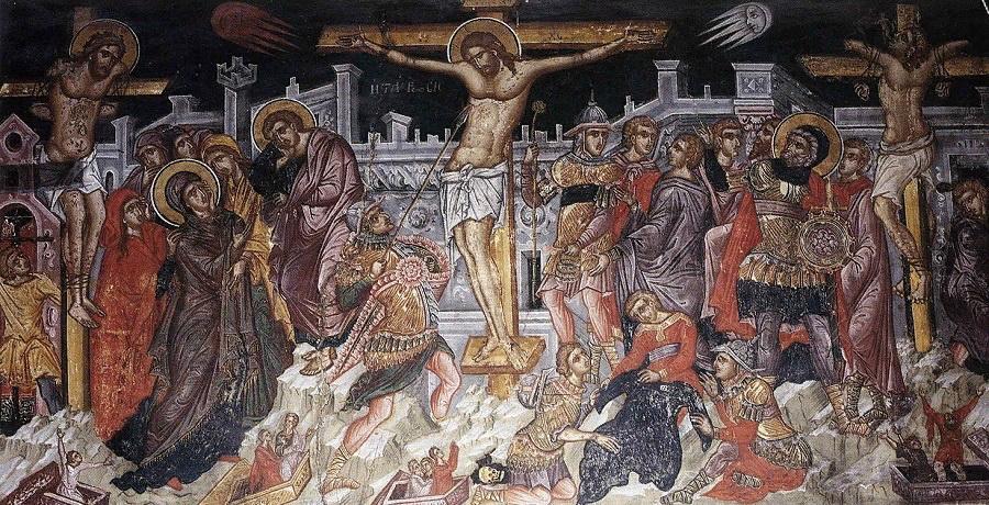 История установления Крестопоклонной недели