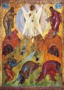 «Преображение Господне» (XIV век)